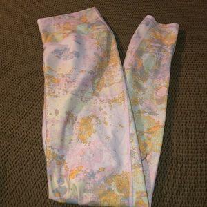 Fabletics full length high waisted leggings